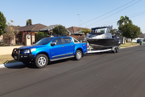 Quintrex Triton 6550 Hardtop for sale in Bundall, QLD at $75,000