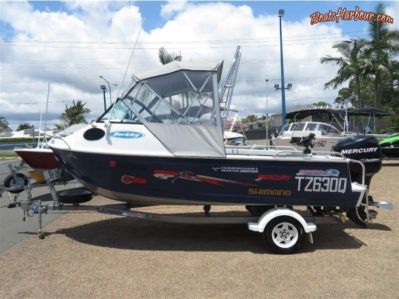 2008 BROOKER 525 Discovery for sale in Tingalpa, QLD (ID-130)