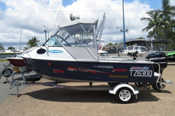2008 BROOKER 525 Discovery for sale in Tingalpa, QLD at $23,995