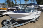 2010 QUINTREX 570 FREEDOM CRUISER for sale in Tingalpa, QLD (ID-131)