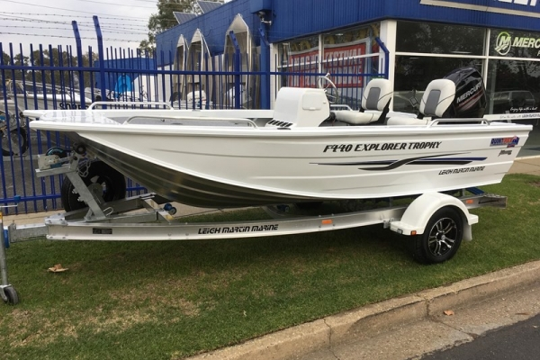2018 QUINTREX F440 EXPLORER TROPHY for sale in Wodonga, Victoria at $27,390