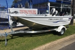 2018 QUINTREX F400 EXPLORER TROPHY for sale in Wodonga, Victoria (ID-113)