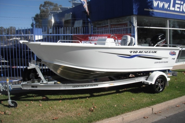 2019 QUINTREX 440 RENEGADE SC for sale in Wodonga, Victoria at $27,880