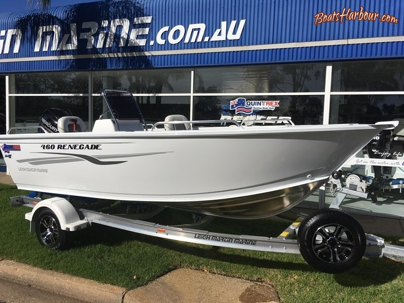 2019 QUINTREX 460 RENEGADE SC for sale in Wodonga, Victoria (ID-99)