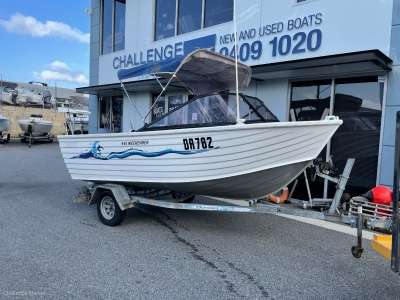 Power Boats - 2005 Ally Craft 4.45 Weekender for sale in Perth, WA at $13,800