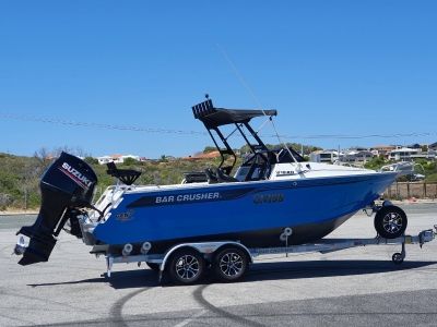 Power Boats - 2020 Bar Crusher 615BR for sale in Perth, WA at $90,500