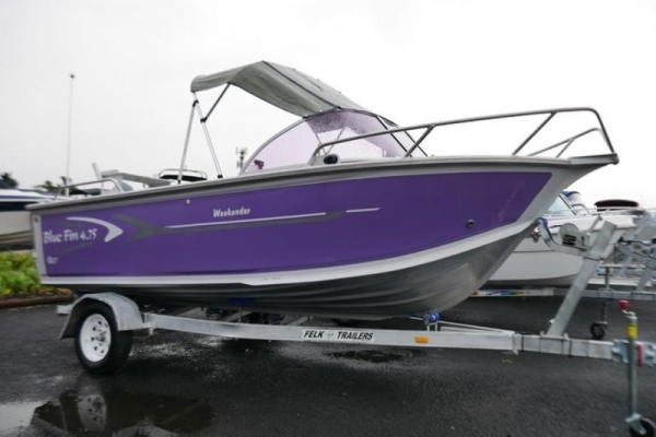 Bluefin 4.75 Weekender Runabout for sale in Braeside, Victoria at $21,990