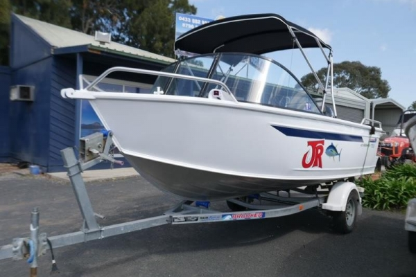 Brooker 475 Freedom Runabout for sale in Braeside, Victoria at $22,450