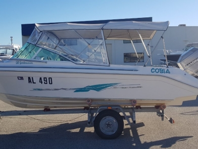 1995 Cobia 580 Sportsman for sale in Perth, WA at $18,990