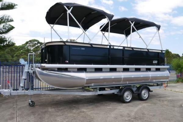 GR Platinum Series 1900 Pontoon Boat for sale in Braeside, Victoria at $49,990