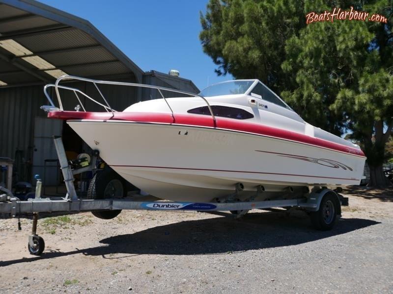 HAINES SIGNATURE 540F for sale in Braeside, Victoria (ID-54)