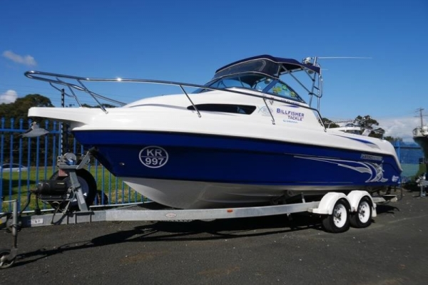 Haines Hunter 650 Classic for sale in Braeside, Victoria at $79,990