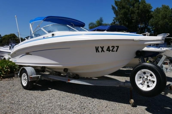 Haines Signature 530BR Bow Rider for sale in Braeside, Victoria at $24,990