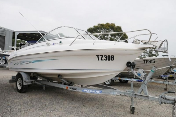 Haines Signature 542RF for sale in Braeside, Victoria at $19,999