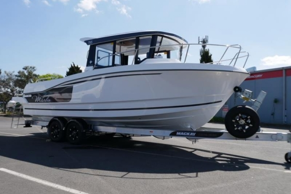 Jeanneau Merry Fisher 795 Marlin for sale in Braeside, Victoria at $179,900
