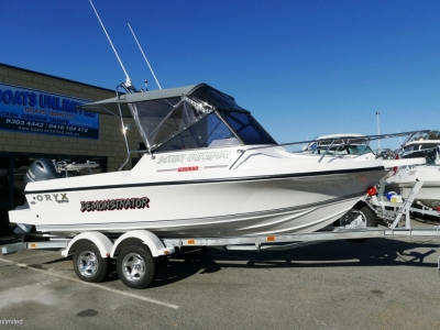 Power Boats - 2021 Baron Outrider for sale in Perth, WA at $105,000
