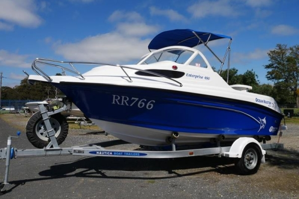Ocean Master 490 Enterprise for sale in Braeside, Victoria at $31,990