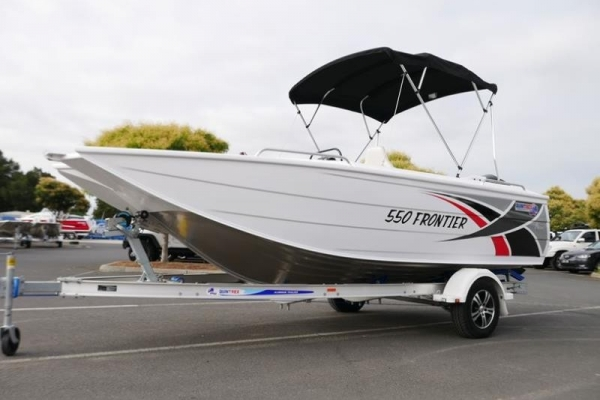 QUINTREX 550 FRONTIER SIDE CONSOLE for sale in Braeside, Victoria at $48,990