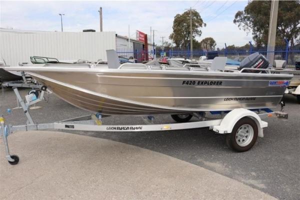 QUINTREX ESCAPE F420 for sale in Wodonga, Victoria at $10,900