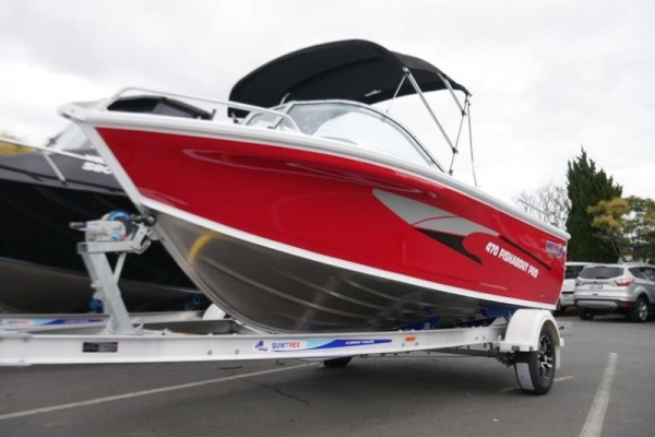 Quintrex 481 Fishabout PRO Runabout  for sale in Braeside, Victoria at $35,999