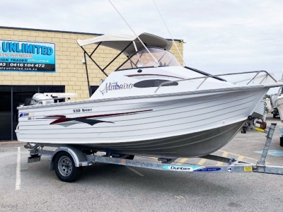 Power Boats - 2002 Quintrex 530 Ocean Spirit for sale in Perth, WA at $29,990
