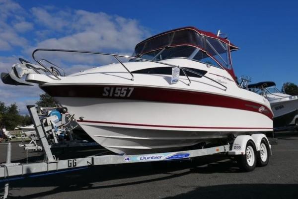 Revival 580 Fisherman Cabin Boat for sale in Braeside, Victoria at $53,990