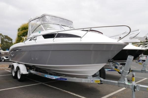 Revival 640 Offshore Cabin Boat for sale in Braeside, Victoria at $93,830