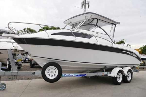 Revival 640 Offshore Hard Top for sale in Braeside, Victoria at $95,990