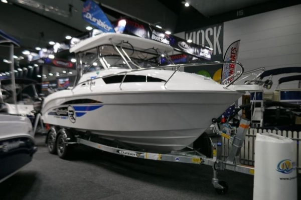 Revival 640 Offshore Hard Top for sale in Braeside, Victoria at $109,999