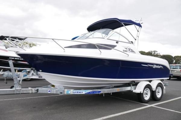 Revival R580 Sportz Cabin Boat for sale in Braeside, Victoria at $63,999