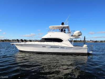 Power Boats - 2006 Riviera 47 Open for sale in Perth, WA at $649,900