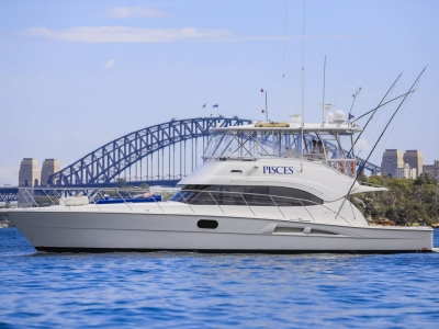 2010 Riviera 56 Open for sale in Sydney, NSW at $1,490,000