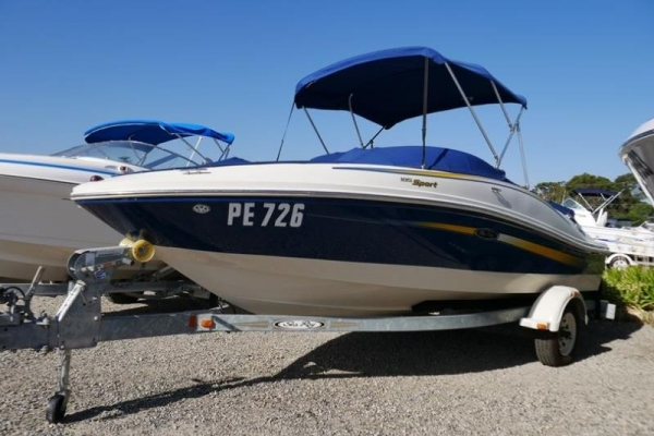 Sea Ray 185 Sport Bow Rider for sale in Braeside, Victoria at $28,999