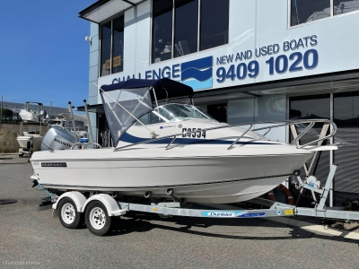 Power Boats - 2021 Seafarer Viking 5.5 for sale in Perth, WA at $69,800