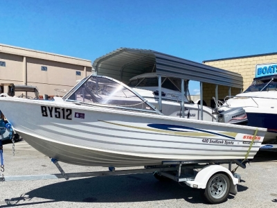2004 Stacer 420 Seahawk for sale in Perth, WA at $9,999