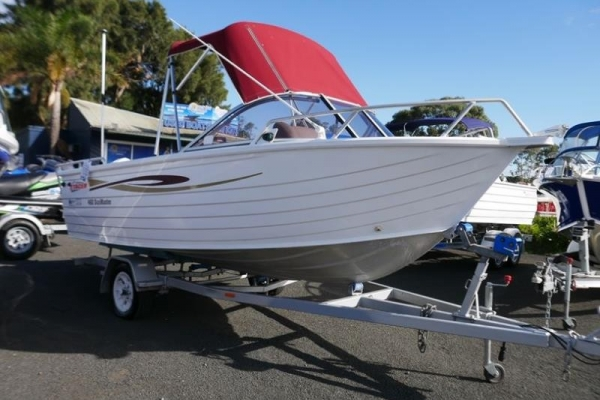 Stacer 460 Sun Master Runabout for sale in Braeside, Victoria at $16,990