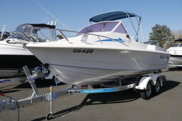 Streaker 5.45 Blue Water Cabin Boat for sale in Braeside, Victoria at $28,990