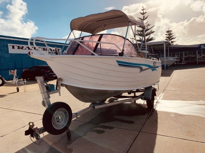 Power Boats - 2001 Trailcraft 470 Runabout for sale in Perth, WA at $19,995