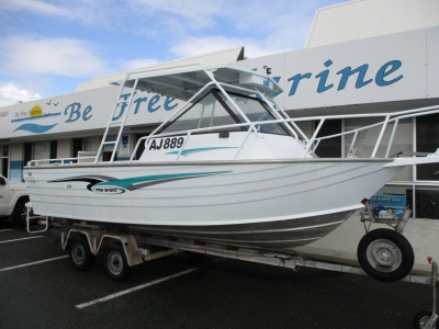 Power Boats - 1995 Trailcraft 640 Pro Sport for sale in Perth, WA at $29,950