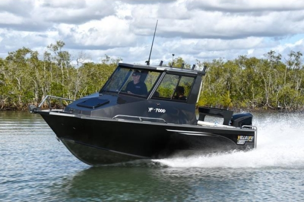 YELLOWFIN 7000 SOUTHERNER HARD TOP NEW 2019 RELEASE for sale in Braeside, Victoria at $96,850