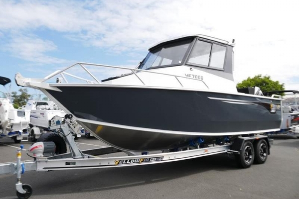 YELLOWFIN 7000 SOUTHERNER HARD TOP NEW 2019 RELEASE for sale in Braeside, Victoria at $115,499