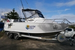 Yellowfin 6700 Cabin Plate Offshore for sale in Braeside, Victoria (ID-52)